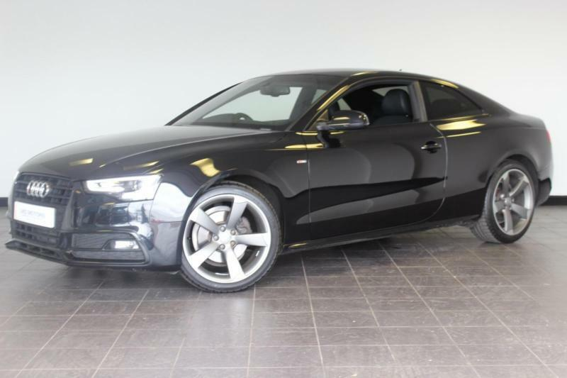 2014 AUDI A5 TDI S LINE BLACK EDITION COUPE DIESEL