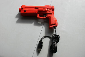 Sega Saturn and Sega Dreamcast Lightguns