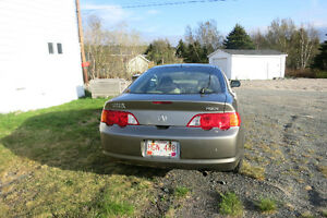 2002 Acura RSX Coupe (2 door) St. John's Newfoundland image 8