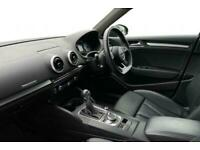 2018 Audi A3 S3 BLACK ED TFSI QUATTRO S-A Semi Auto Saloon Petrol Automatic