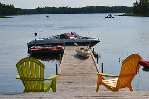 3.4 Acres Mattatall Lake with 27 foot RV sleeps 9   129,000.00