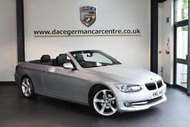 2011 61 BMW 3 SERIES 2.0 320I SE 2DR 168 BHP