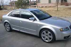 RARE 2005 Audi S4 Sedan Quattro