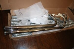Cobra Long Shots Exhaust system for 1700 Road Star