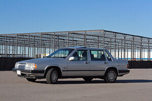 1990 Volvo 760 Turbo  - Incredible Condition - Very Rare