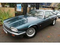 Jaguar XJ-S 4.0 Green Automatic Full Jaguar Service History Project Car Needs TL