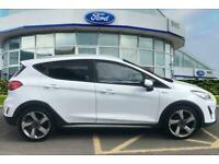 2018 Ford Fiesta 1.0 EcoBoost 125 Active X 5dr Hatchback Petrol Manual