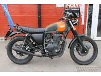 2017 66 MASH XY 400CC SCRAMBLER *FINANCER AVAILABLE, 6MTH WARRANTY
