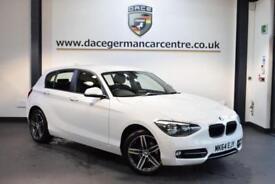 2014 64 BMW 1 SERIES 2.0 116D SPORT 5DR DIESEL