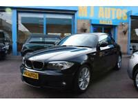 2012 12 BMW 1 SERIES 2.0 118D M SPORT 2D 141 BHP DIESEL