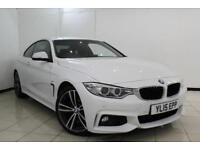 2015 15 BMW 4 SERIES 2.0 420D M SPORT 2DR 188 BHP DIESEL
