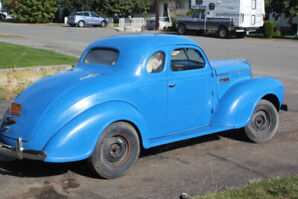 1939 Coupe Big Boy Toy