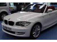 BMW 118 2.0TD auto 2009MY d Sport Automatic Red Leather