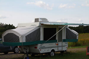 Viking Tent Trailer for sale.