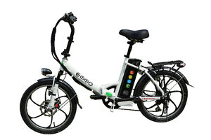 Folding Electric-Bike to take down South - No Licence required