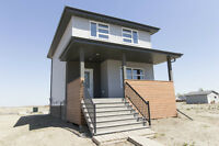New Home in Kensington with a finished Basement Suite!!!
