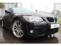 2010 10 BMW 3 SERIES 2.0 320D M SPORT 2D 181 BHP DIESEL