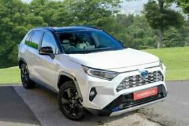 image for 2019 Toyota RAV-4 2.5 Hybrid Dynamic AWD 5dr CVT Estate PETROL/ELECTRIC Automati