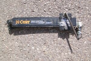 CURT SWAY CONTROL UNIT IN EXCELLENT CONDITION
