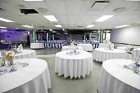 "330 Person Banquet Hall For Rent ""All ocassions"" 24/7-Fully Lic."