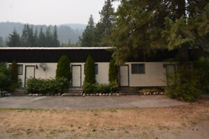 Bachelor Suite for rent in Salmo