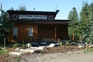 Campground for sale in BC's east Kootenays