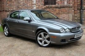 Jaguar X-Type 2.2D SE (grey) 2008