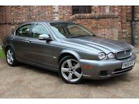 Jaguar X-Type 2.2D SE (grey) 2008
