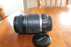 Canon-EF-S-55-250mm-f-4-5.6-IS-Lens mint