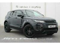 2019 Land Rover Range Rover Evoque R-Dynamic S Estate Diesel Automatic