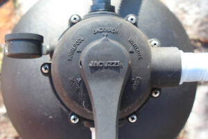 Jacuzzi Pump and Sand Filter