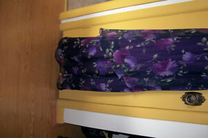 ALGO-Gown & Matching Shawl Stratford Kitchener Area image 2