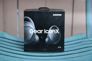 2018 Model Samsung Gear IconX In-Ear Truly Wireless Headphones