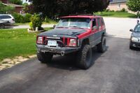 Jeep Cherokee part out