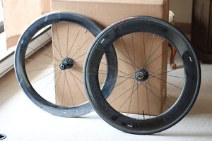ENVE SMS6.7 Power Tap G3 with VittoriaCorsaCX3 Tubular 25c Tire