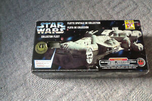 Star Wars Rebel Blockade Runner Model