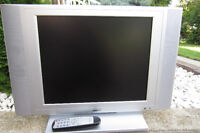 TV LCD CITIZEN,19''S-VIDEO,COMPONENTS A/V.Tel.514-996-9207