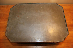 Old Large OXO Toffee Tin - Rare London Ontario image 7