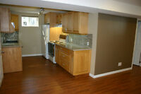 GORGEOUS ONE BEDROOM BASEMENT SUITE SOUTHSIDE FOR RENT SEPT 1/15
