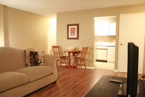 Furnished One bedroom condo March 1-25th