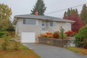 Immaculate 3 BR Home with Water Views - Sooke