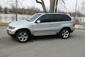 2005 BMW X5 4.4L Sport Package
