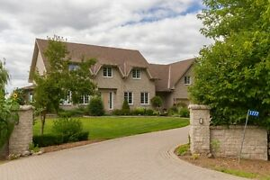 Over 8.8 Acres w/Own ISLAND! Beautiful Waterfront in Kemptville!