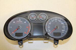 Audi A3 2011+ Cluster Odometer