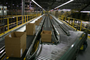 Industrial Belt Conveyors for Your Distribution Needs!