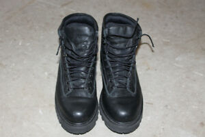 Police / military ankle boots