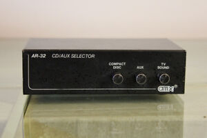 Audio Selector Switch