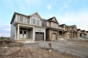 Brand new detached home in Caledonia for lease