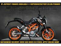 2015 15 KTM DUKE 390 390CC 0% DEPOSIT FINANCE AVAILABLE