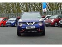 2016 NISSAN JUKE Nissan Juke 1.5 dCi N Connecta 5dr 2WD [Exterior Pack]